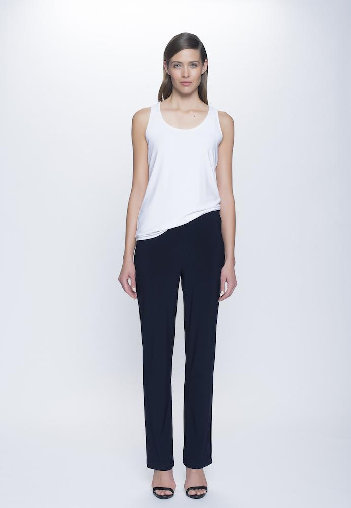 Pull-On Straight Leg Pant | Picadilly - Patchington