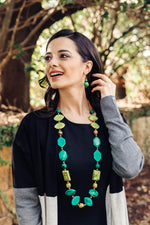 Jenn Necklace | Tagua Jewelry - Patchington