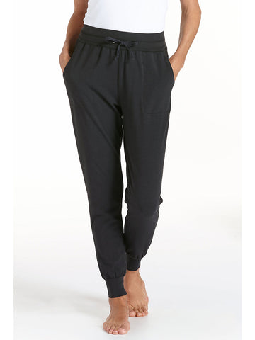 Womens Black Weekend Pants