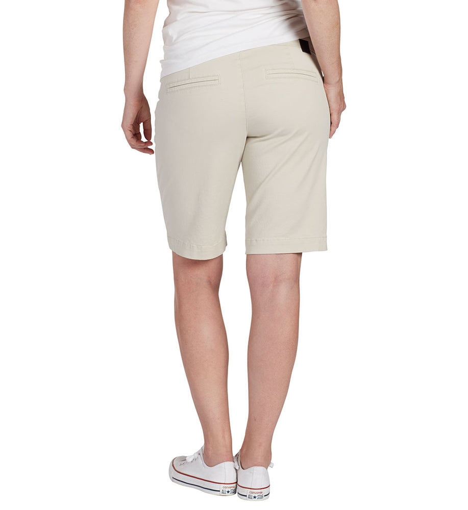 Ainsley Mid Rise Bermuda Short | JAG - Patchington