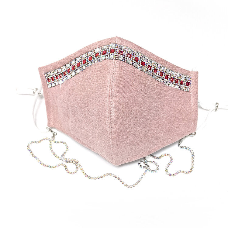 Boutique Mask Pink