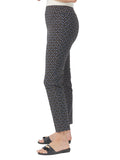 Womens Black Multi Diamond  The You Pant 2