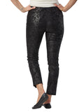 Womens Black Python The You Pant 2