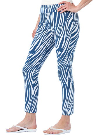 Womens Blue Zebra The You Pant 2 Alternate View