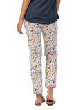 Womens Multi Print The You Pant 4