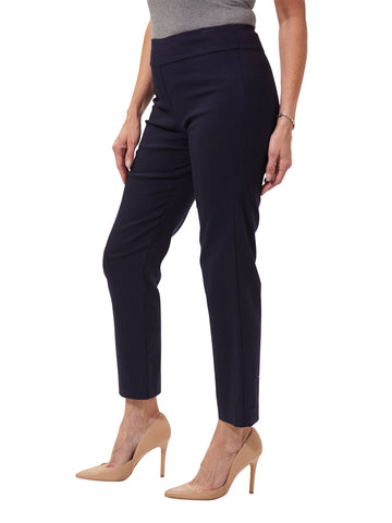 Womens Navy The You Pant 2 Alternate View