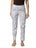 Krazy Larry Pants Womens Taupe Lines The You Pant 2 Alternate View