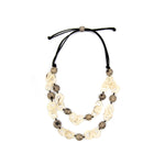 Johanna Necklace | Tagua Jewelry - Patchington