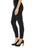 Womens Black Destination Collection - Leggings 2 Alternate View