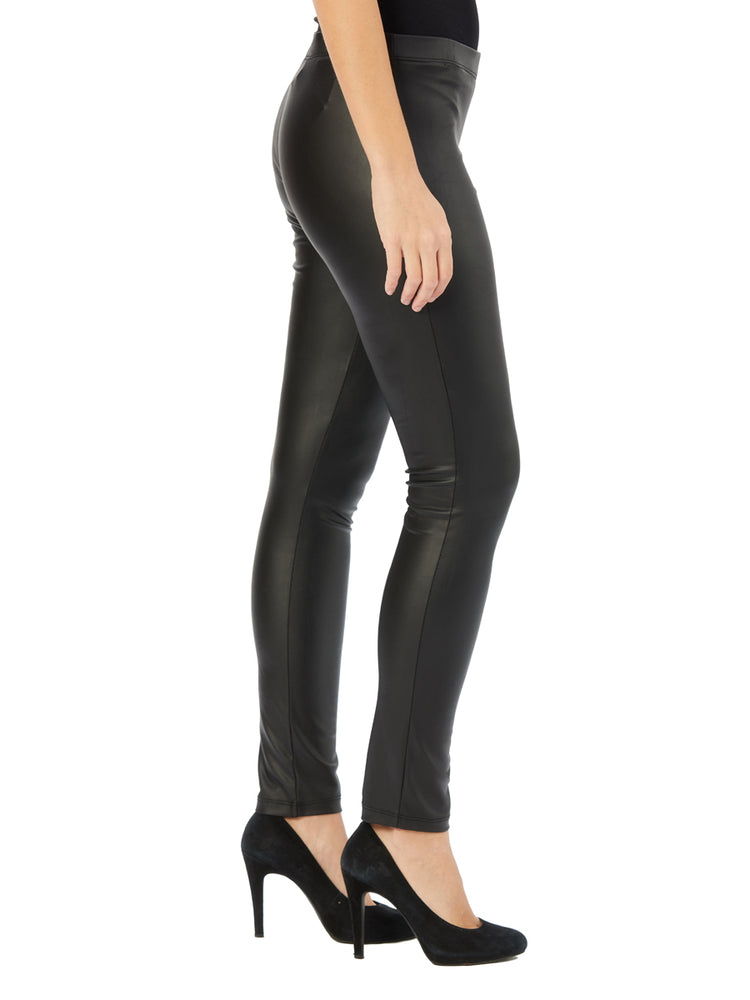 Destination Collection - Liquid Leather Pant - Patchington