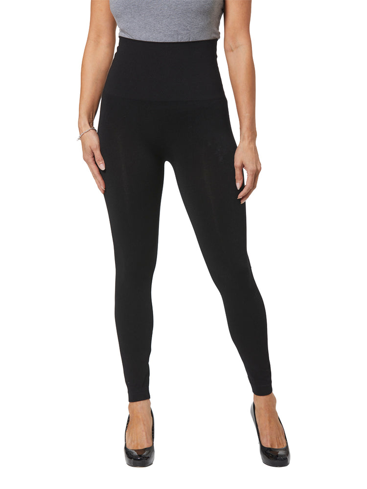 High Band Bamboo Legging | Patchington - Patchington