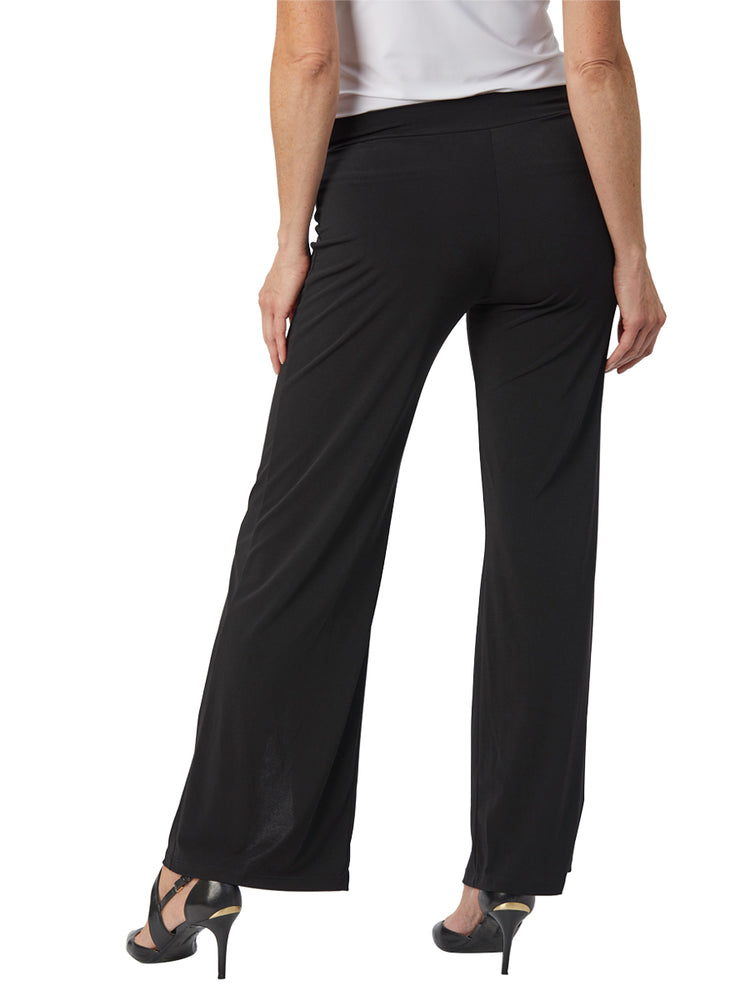 Destination Collection - Open Front Slit Pull On Pant - Patchington