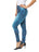 Womens Blue Wash Legging 2 Alternate View