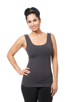 Sleeveless Bamboo Tank - Patchington