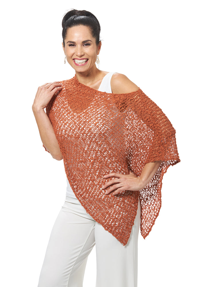 Popcorn Poncho | Patchington - Patchington
