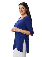 Destination Collection - Side Vent Tunic | Patchington - Patchington