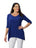 Womens Cobalt Destination Collection - Side Vent Tunic