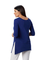 Destination Collection - Side Vent Tunic - Patchington