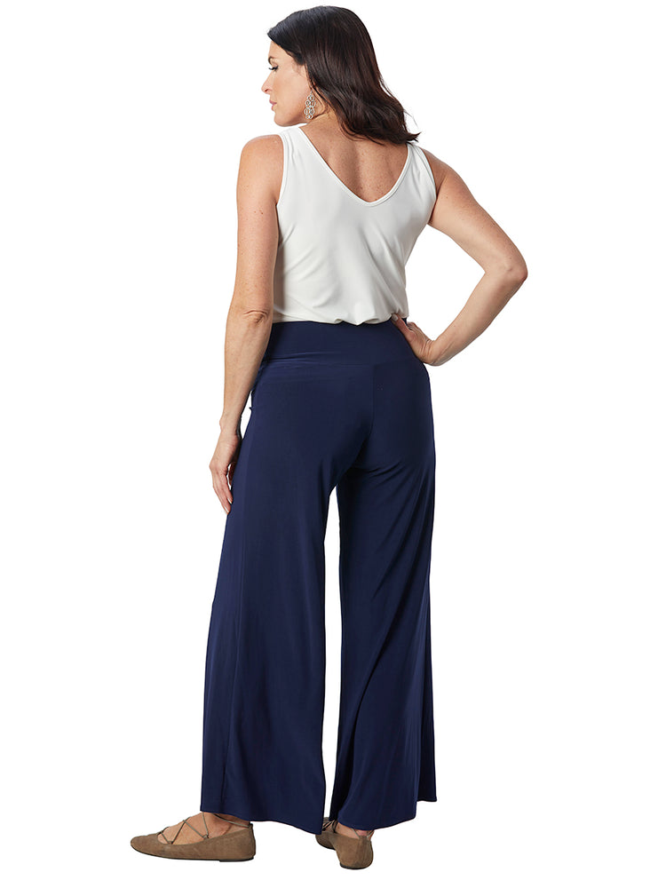 Destination Collection - Flare Palazzo Pant | Patchington - Patchington