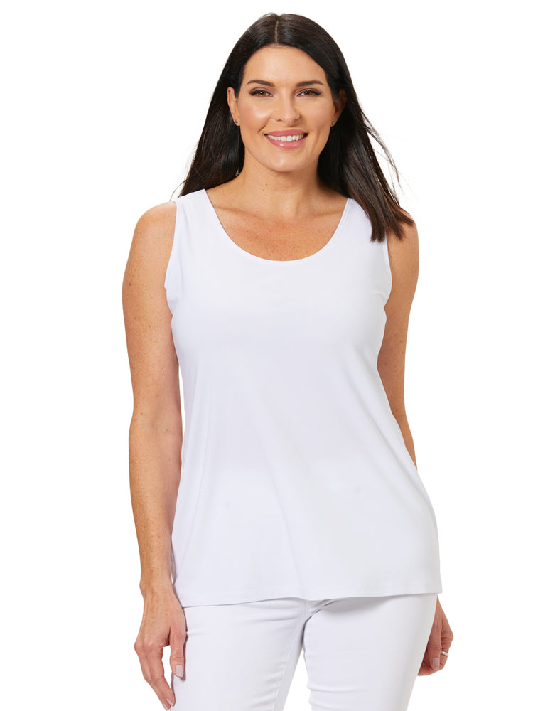 Destination Collection - Scoop Mid Length Tank - Patchington