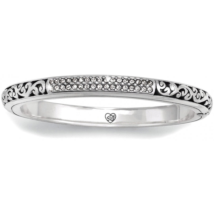 Sacred Cross Hinged Bangle | Brighton - Patchington