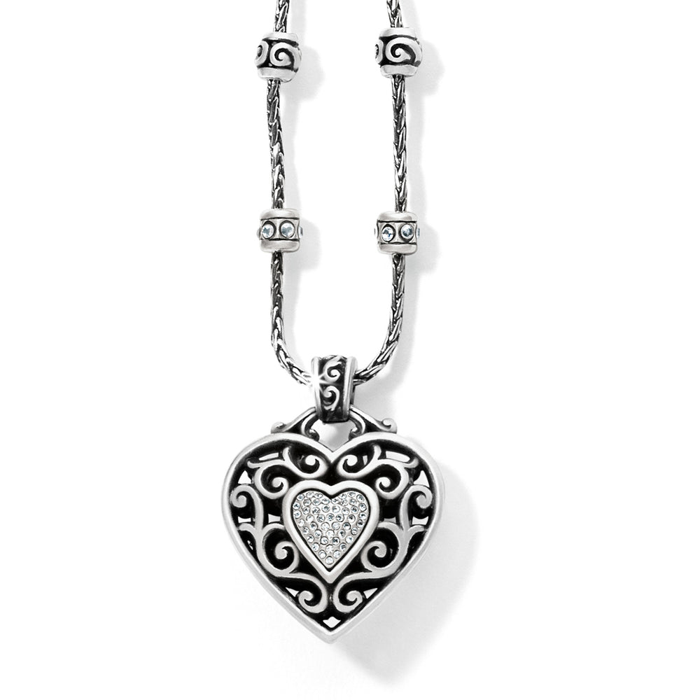 Reno Heart Necklace