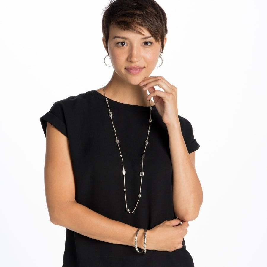 Contempo Long Necklace | Brighton - Patchington