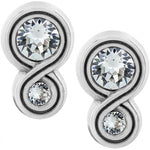 Infinity Sparkle Post Earrings - Patchington