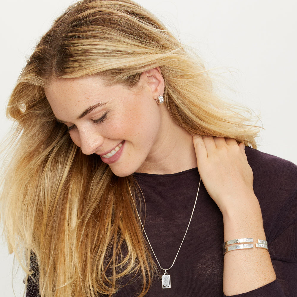 Meridian Zenith Hoop Earrings | Brighton - Patchington