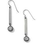 Twinkle Bar French Wire Earring