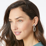 Interlok Petite Knot Post Drop Earrings | Brighton - Patchington