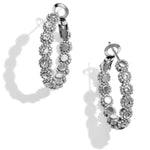 Twinkle Splendor Small Hoop Earring