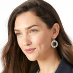 Contempo Open Ring French Wire Earrings | Brighton - Patchington