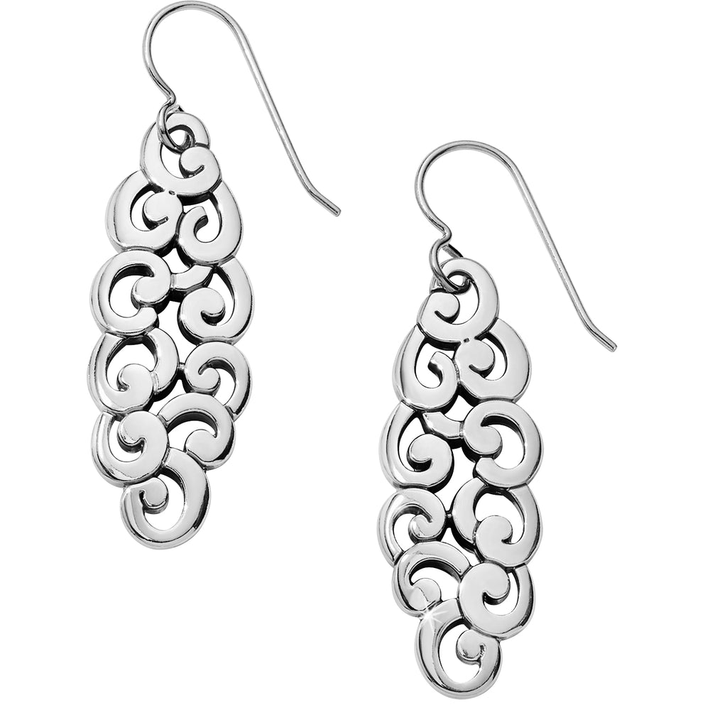 Barbados Nuvola French Wire Earrings