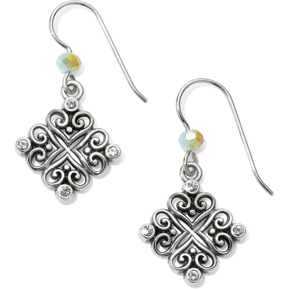 Alcazar Riviera French Wire Earrings - Patchington