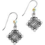 Alcazar Riviera French Wire Earrings