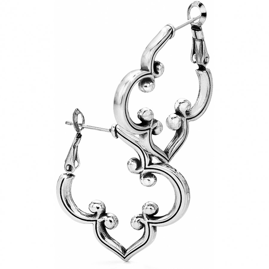 Toledo Hoop Earrings | Brighton - Patchington