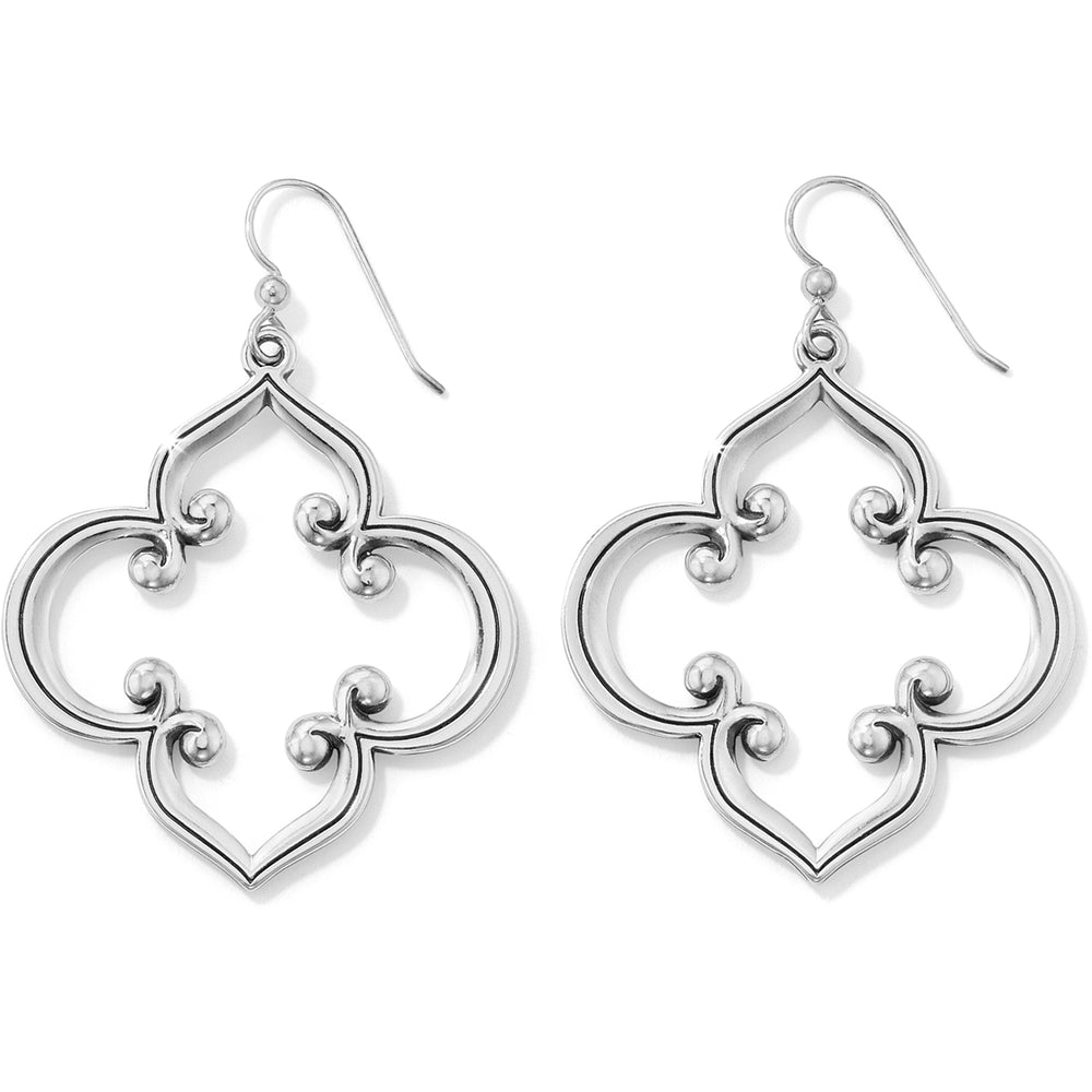 Toledo Statement French Wire Earrings - Patchington