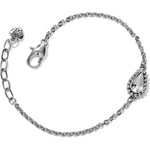 Twinkle Teardrop Soft Bracelet | Brighton - Patchington