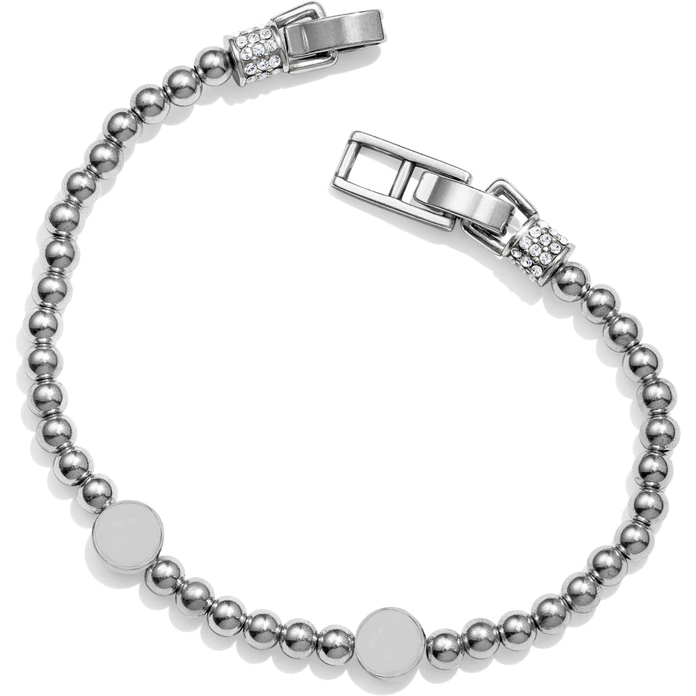 Meridian Petite Stack Disc Bracelet | Brighton - Patchington