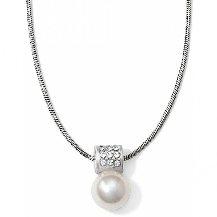 Meridian Petite Pearl Necklace | Brighton - Patchington