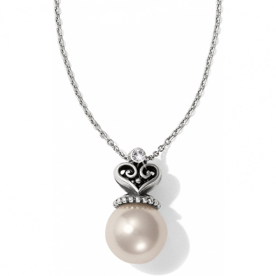 Alcazar Pearl Short Necklace | Brighton - Patchington