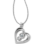 Infinity Sparkle Petite Heart | Brighton - Patchington