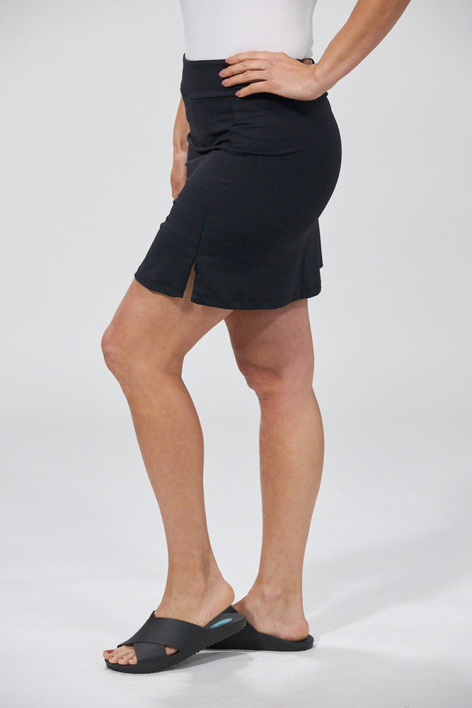 Eniwear UPF 50+ Pull On Zip Skort | Patchington - Patchington