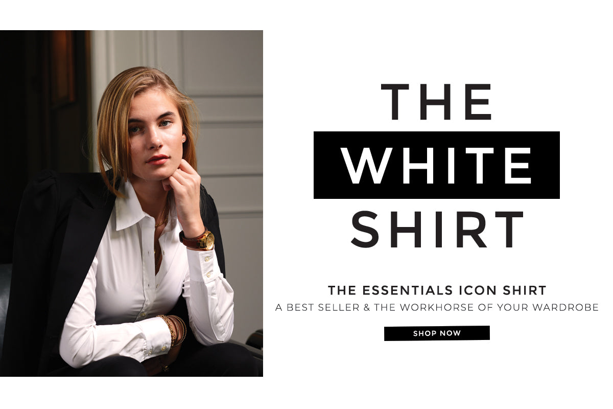 THE WHITE SHIRT - AN OUTFIT STAPLE