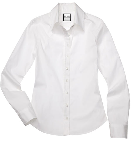 Womens Classic White The Icon Shirt 2