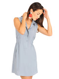 Womens Fog The Shirt Dress