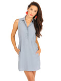 Womens Fog The Shirt Dress 2