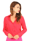 Womens Fuchsia The Signature Shirt 2