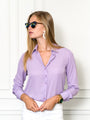 Womens Lavender The Signature Shirt 2